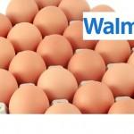 Walmart eggs free