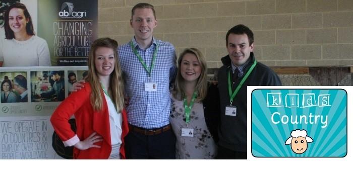 AB Agri education team