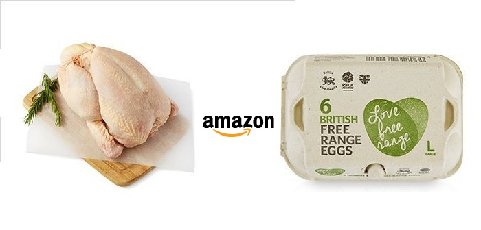 Amazon Enters The Uk Fresh Food Delivery Market Poultry News