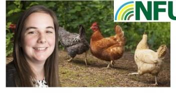NFU poultry adviser Aimee Mahony