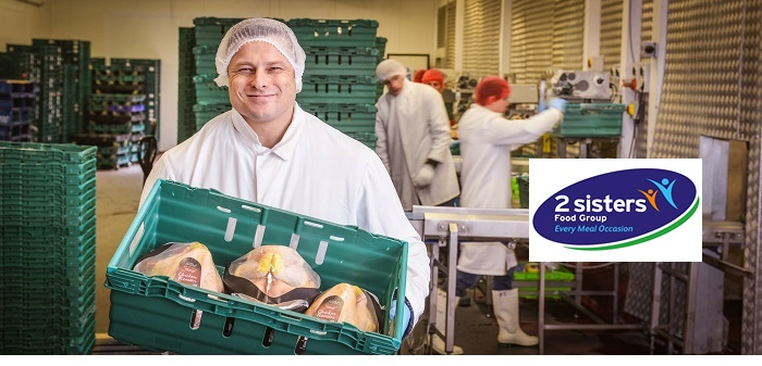 45m Poultry Processing Investment By 2 Sisters Food Group