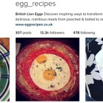 British Lion eggs instagram