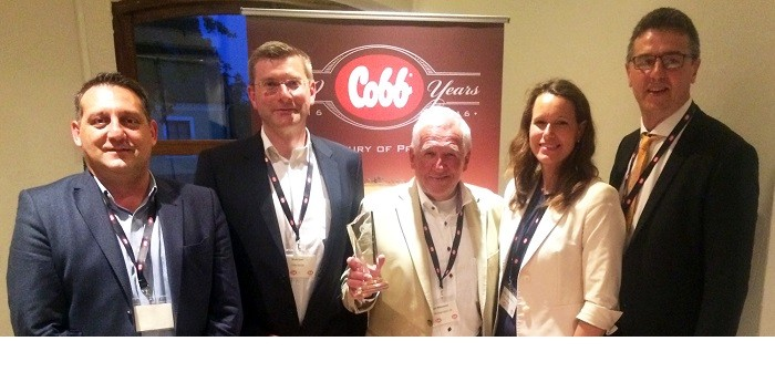 Cobb 30 yrs Sweden
