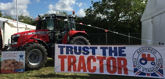 Red Tractor gen