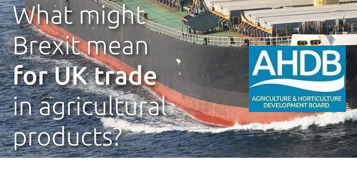 AHDB Horizon trade Oct 12