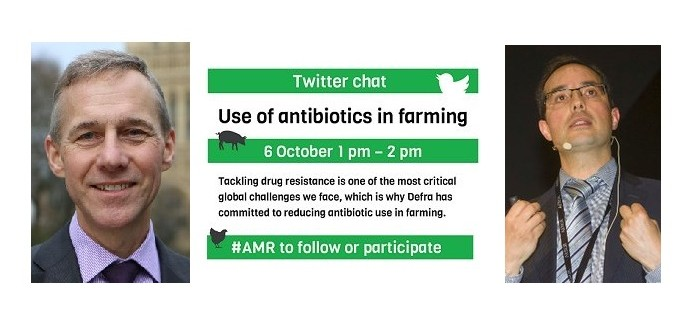 AMR twitter chat
