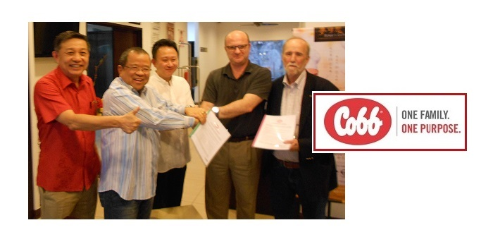 Cobb Signs New Partnership Agreement In Malaysia Poultry News