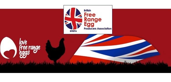 Free range eggs Oct 2016