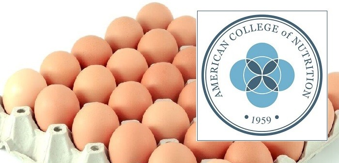 Eggs + American College of Nutrition
