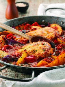 sainsburys spanish chicken