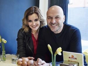 Helen & Simon together