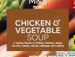 chicken and veg soup