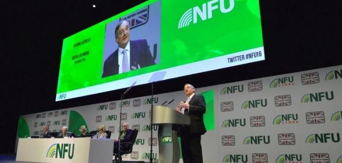 NFU conference