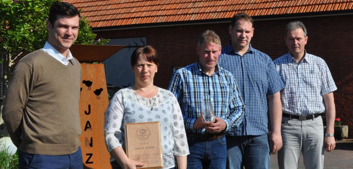 German broiler farm tops productivity league for whole of Europe, Middle East and Africa