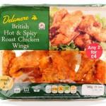 delamere chicken wings