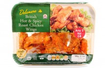 delamere chicken wings