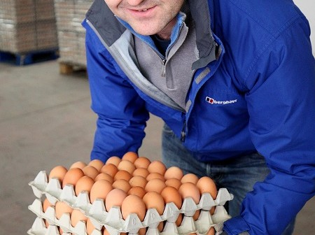 NI egg farmer