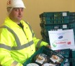 FareShare champion - Ian Sillett