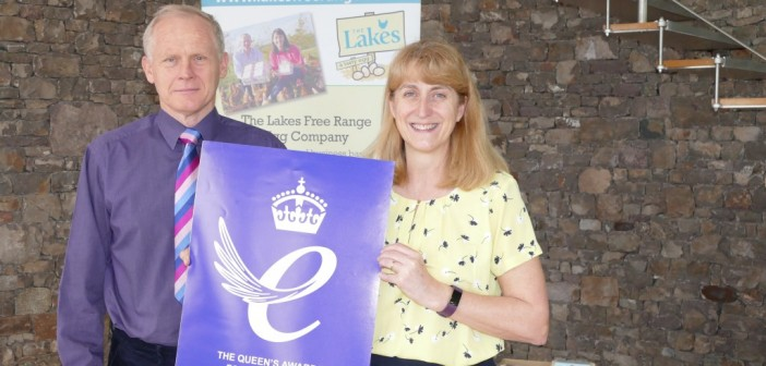 The Lakes Free Range Egg Company grows annual sales