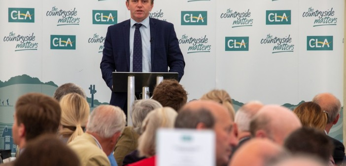 New Defra Secretary of State urged to seize opportunities for British farming