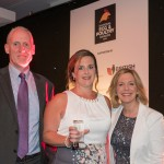 Anna Healy of Joice & Hill was named Unit Manager of the Year