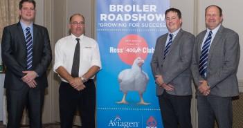 Speakers Aviagen UK Broiler Roadshow