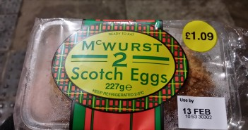 Scotch eggs recalled after listeria found