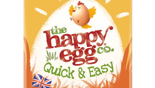 happy egg scrambled egg