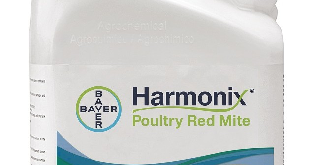 harmonix red mite