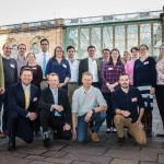 2019 Nuffield Scholars in Glasgow