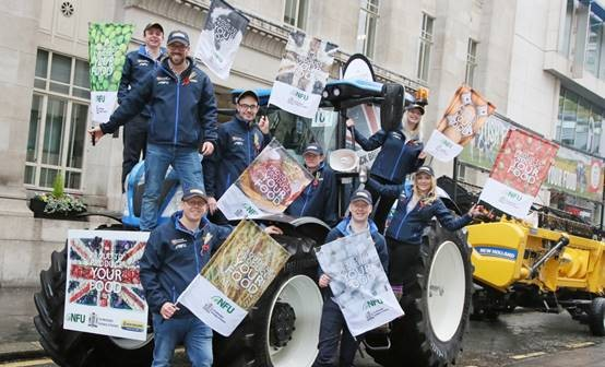 NFU young farmers