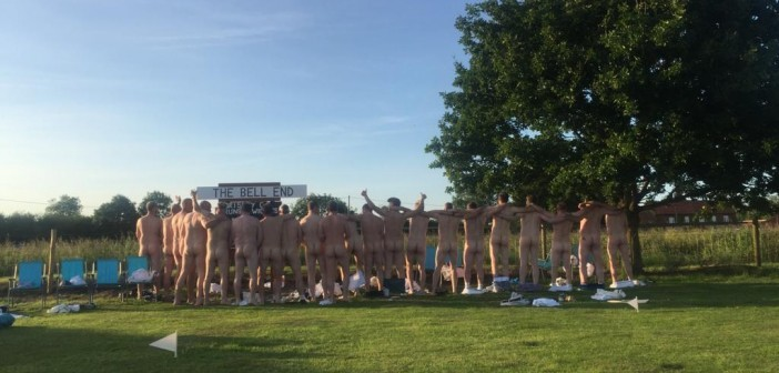 Naked Farmer charity cricket day raises awareness and funds for rural mental health issues