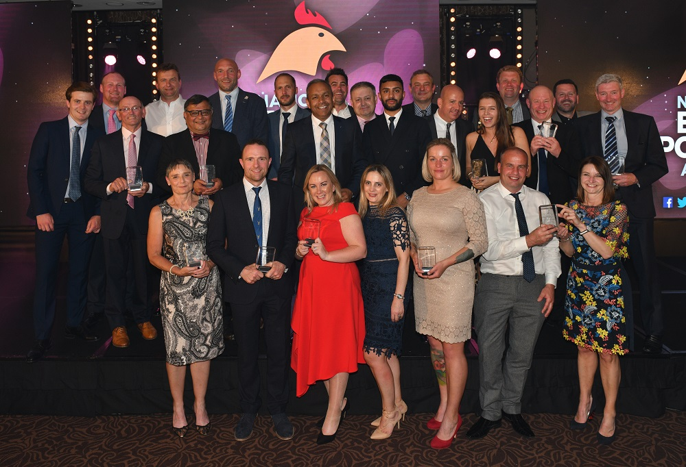 Winners celebrate at National Egg & Poultry Awards 2019 | Poultry News
