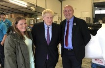boris johnson shervington