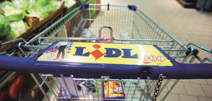 lidl trolley