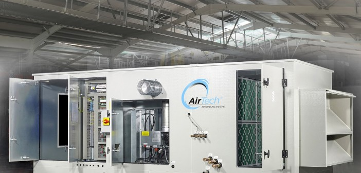 AirTech- Hatchery Air Conditioning Systems from EmTech