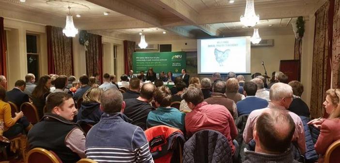 NFU cymru conference
