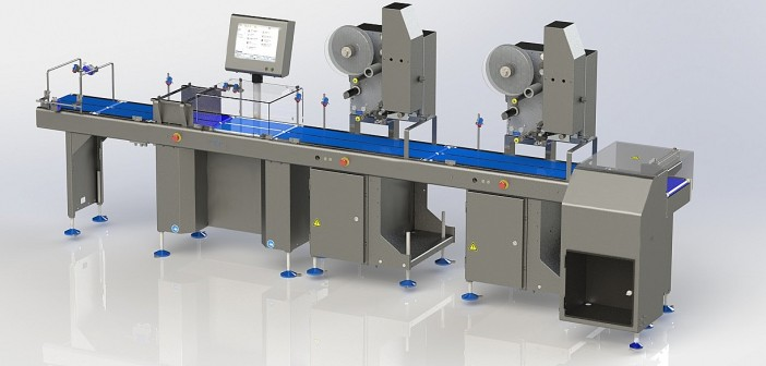 Marel launches high-speed labeller