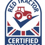 New Red Tractor logo