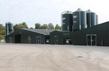 Ed Warner Kinton  powell poultry building
