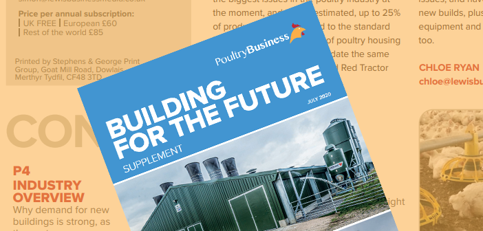 Protected: Poultry Business – Building for the Future Supplement – July 2020