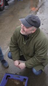 Charles Mear of Wood Farm