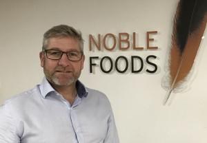 Jean-Paul Michalski, Noble Foods