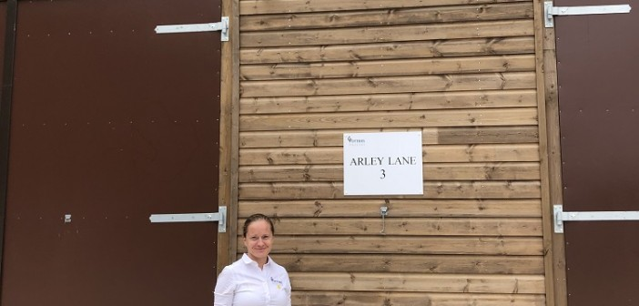 Director of Potters Poultry - Olivia Potter