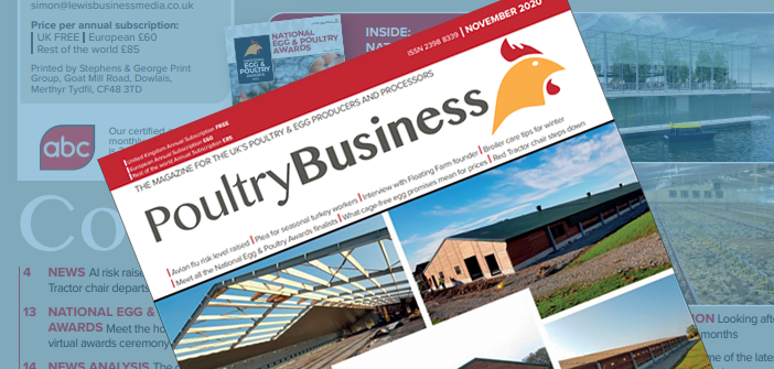 Poultry Business November 2020 Digital edition