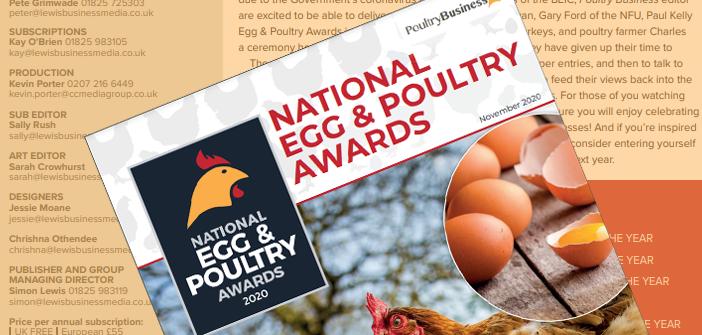 National Egg & Poultry Awards 2020 Supplement digital edition
