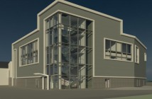 Cassidy + Ashton three-story building design for Salisbury Poultry