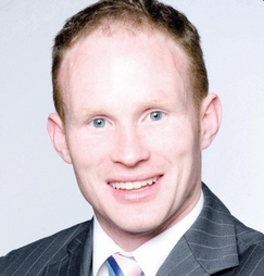 Joe McCormack Headshot