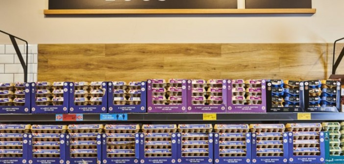 Aldi to stop using plastic egg packaging