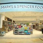 M&S foodhall